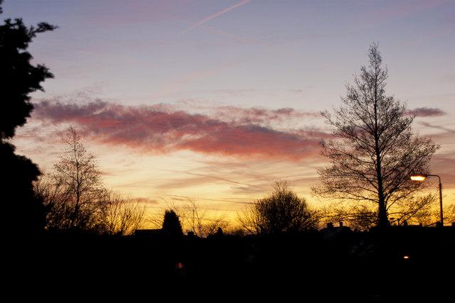 A lazy photographer's dawn