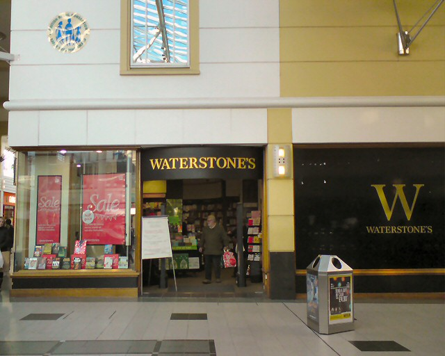 Waterstone's, Stockport