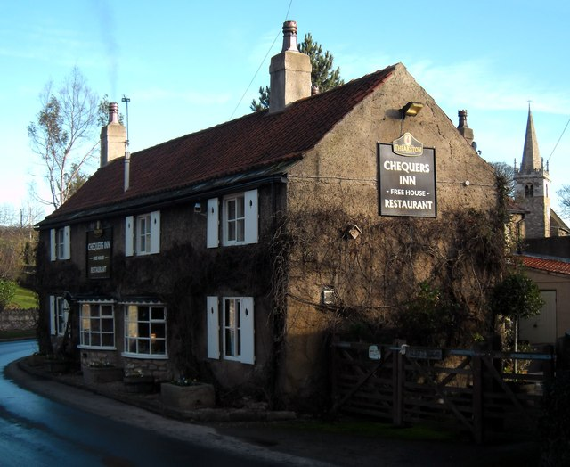 The Chequers Inn Ledsham