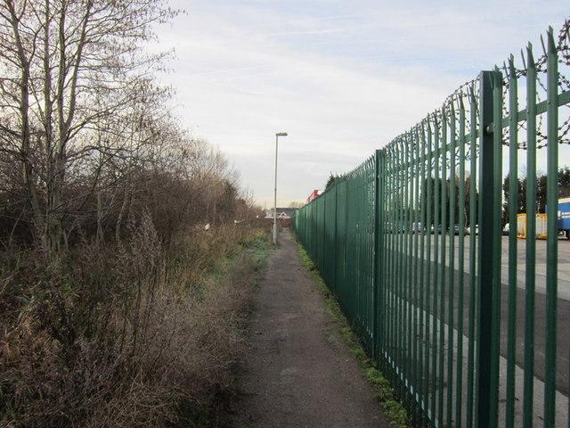 A path towards Normanton