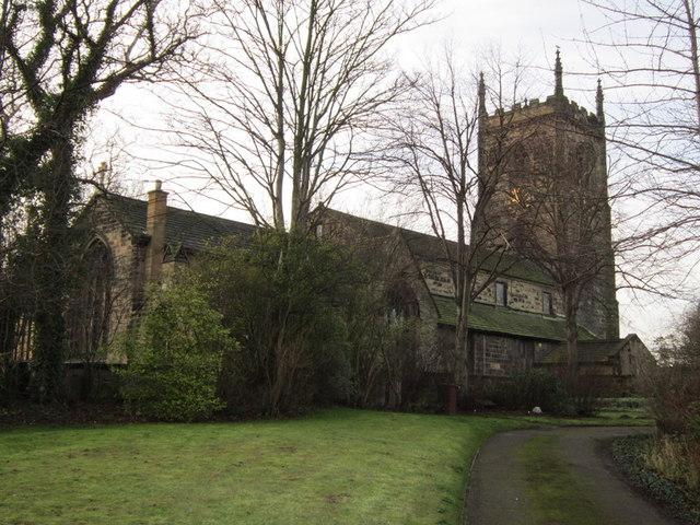 The Parish Church of All Saints, Normanton