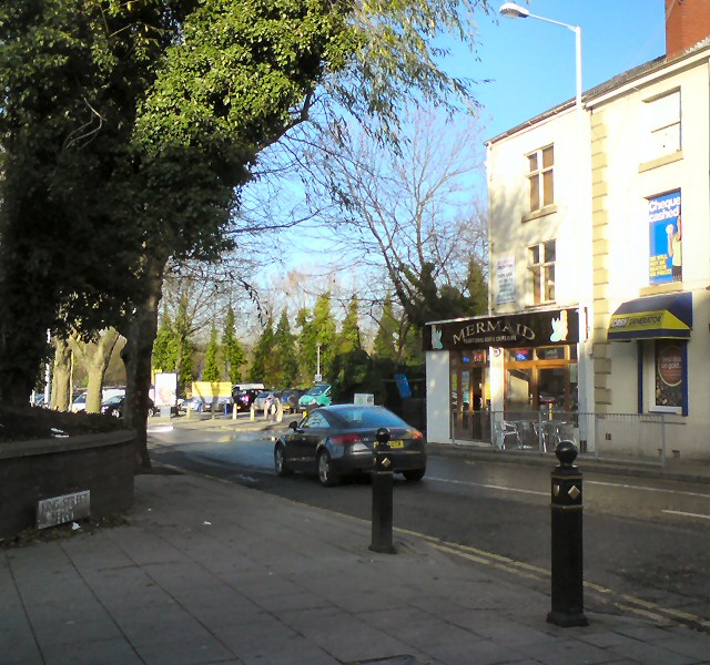 Mermaid on King Street East
