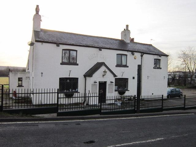 The former Ship Inn on Ferry Lane