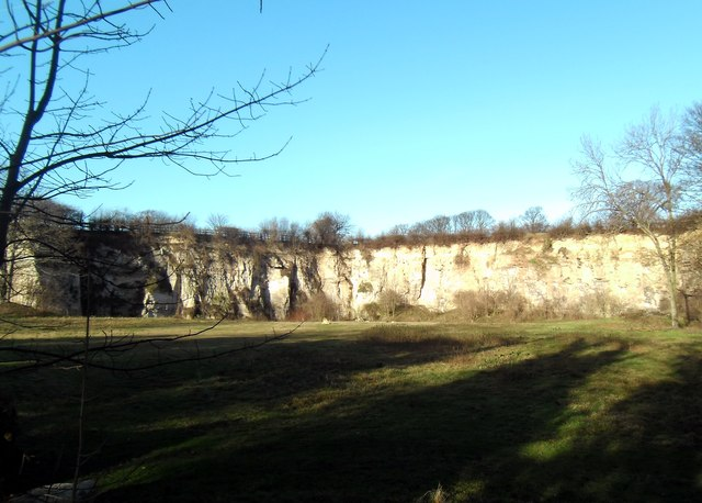 Old Quarry at Fairburn