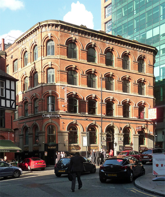 19 Chapel Walks, Manchester