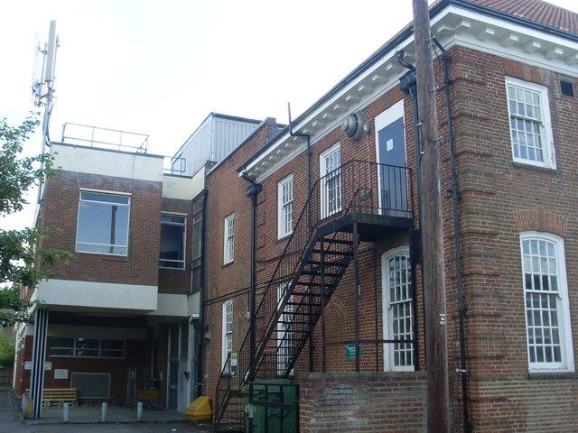 Ascot Telephone Exchange (2)