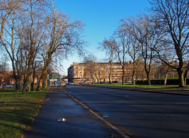 Kings Drive, Glasgow