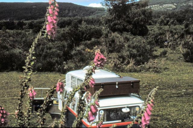 Dunaincroy Farm - 1981