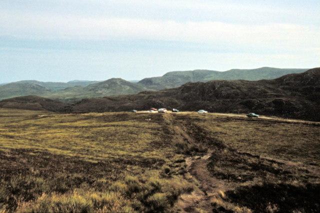 General Wade's Military Road - 1981