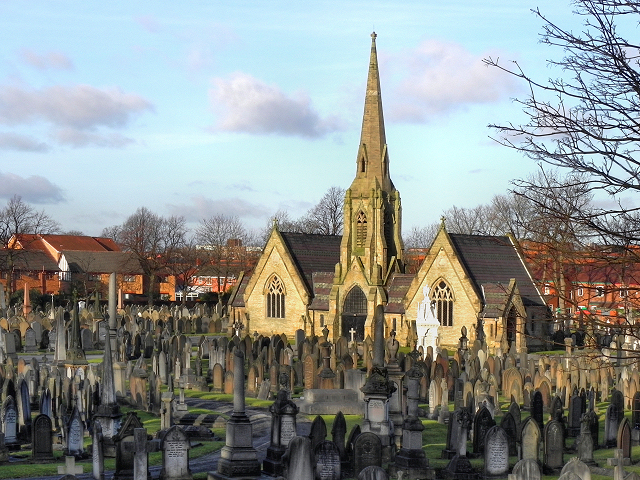 Brooklands Cemetery Chapel