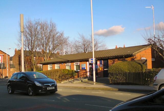 Reddish Police Station