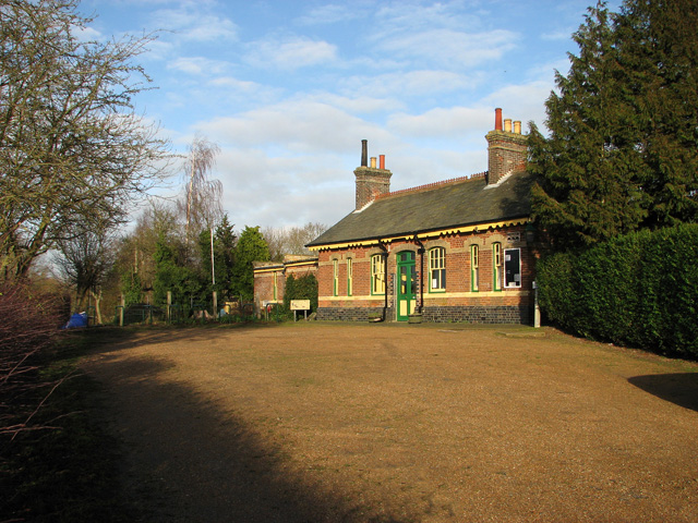 County School Station