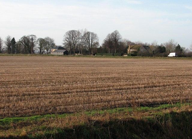 Towards Joist Farm