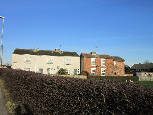 Houses on Dobson's Row, Carlton