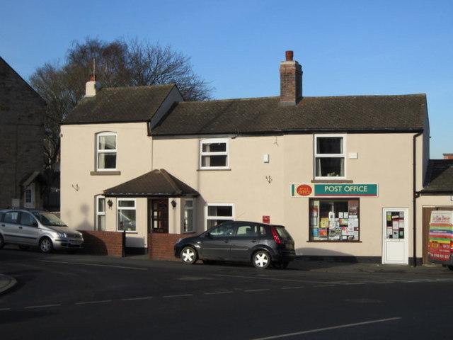 Carlton village post office