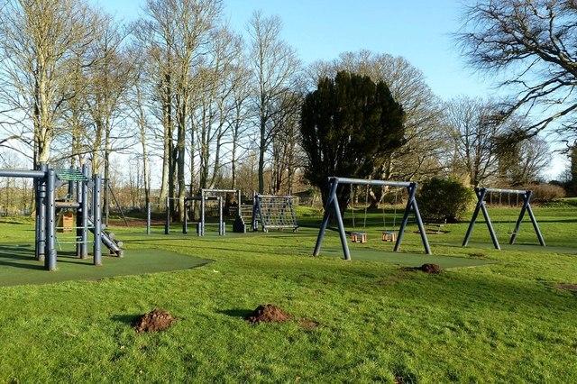 Play Park at Fullarton Woods
