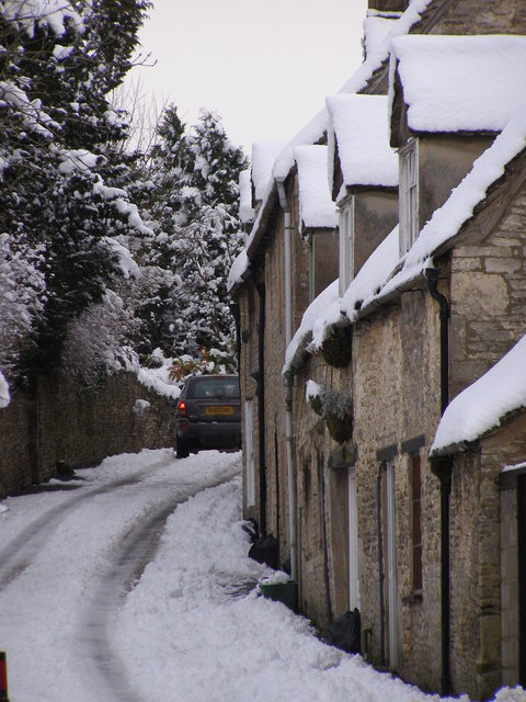 Minchinhampton Friday Street
