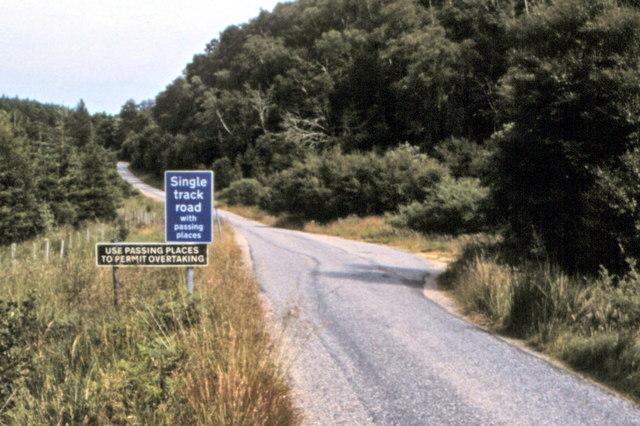 Single Track Road - 1981