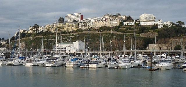 Torquay Marina – north side