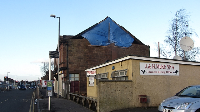 The Eagle, Bellshill Road