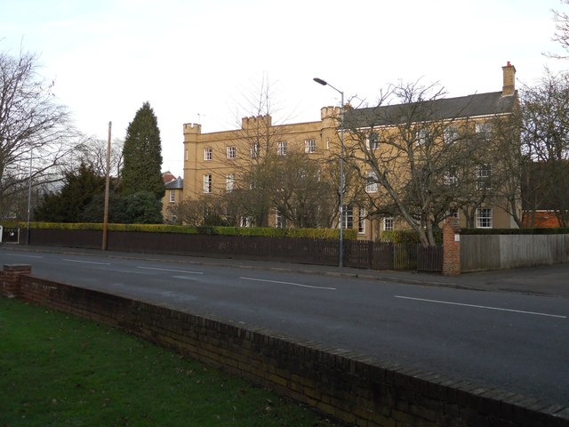 Rugby-Barby Road