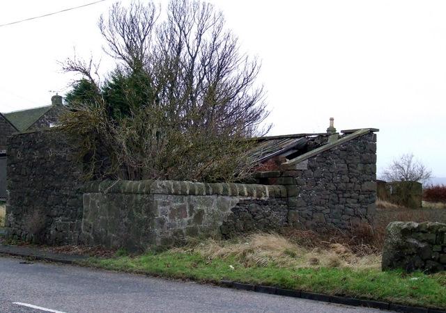 Old sheds