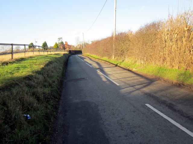 Pool Lane, Tarvin