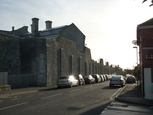 Portland Youth Offenders' Institute