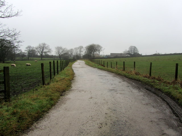 Access Drive to Coverdale