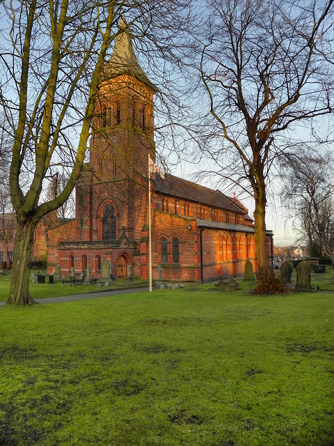 St George's Church, Altrincham
