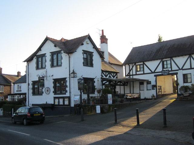 The White Horse Inn, Great Barrow