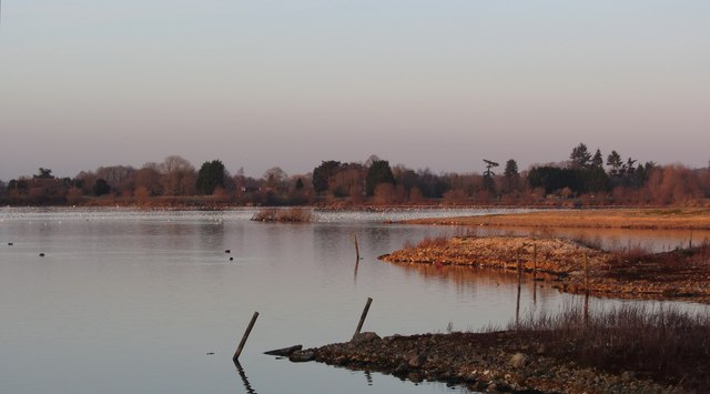 Ibsley Water