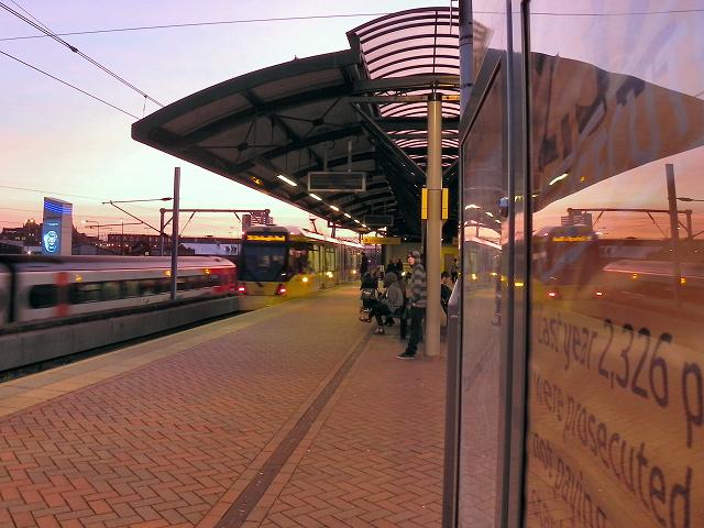 Cornbrook Station