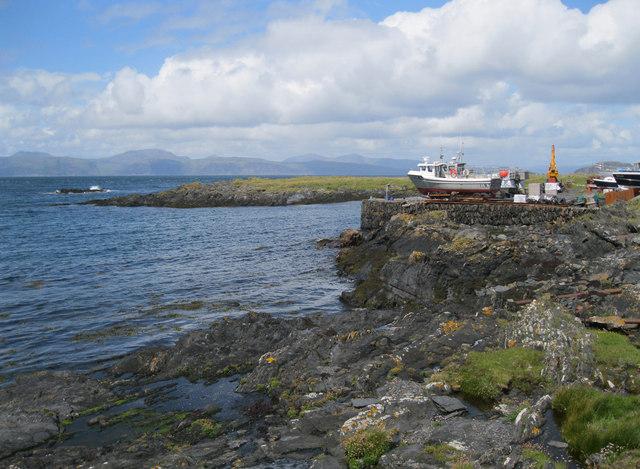 Cullipool Pier