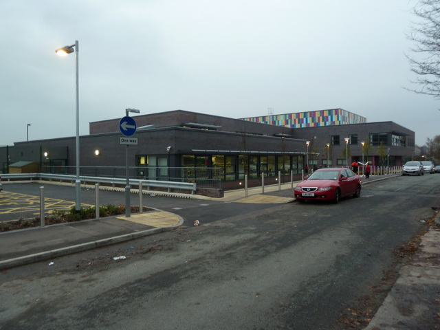 The Hub, Rigby Street, Broughton, Manchester