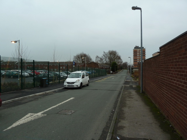 Rigby Street, Broughton, Manchester
