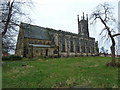 SD8200 : St John's Church, Broughton, Manchester by Alexander P Kapp