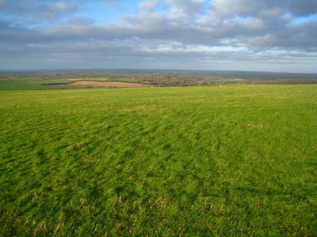 View from Cottington's Hill