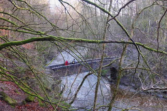 South Bridge, Calderglen Country Park