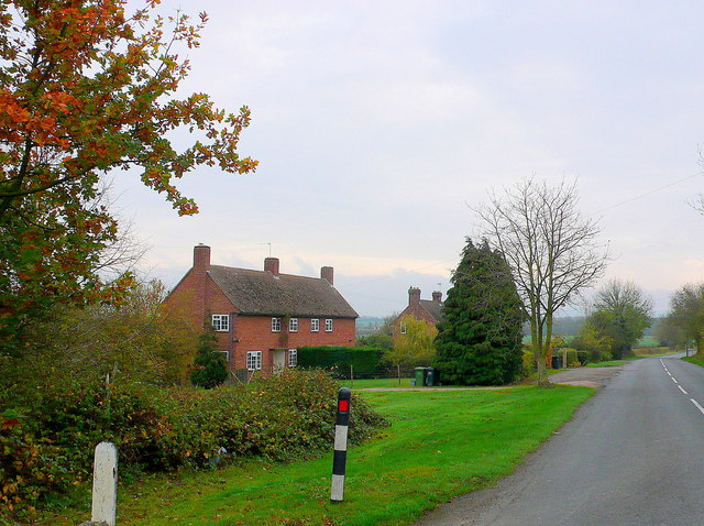 Houses at Ullington