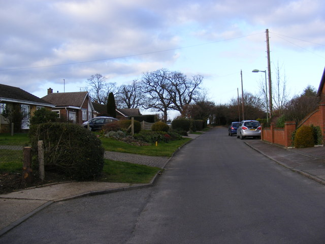 Holly Lane, Rushmere