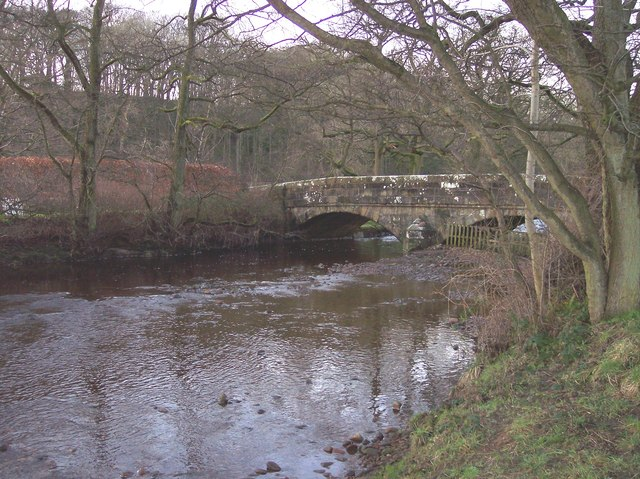 Stoops Bridge at Abbeystead