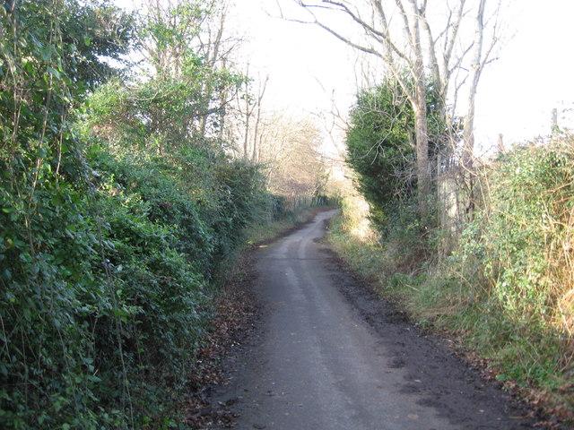 Haslands (Lane)