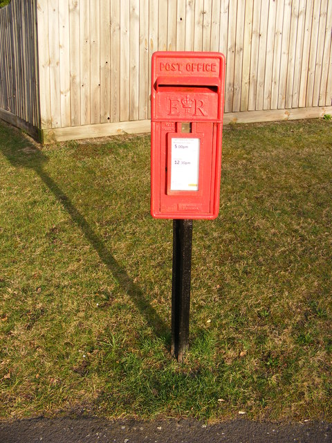 Forest Lane Postbox