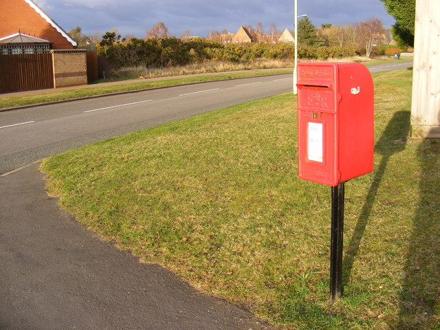 Eagle Way & Forest Lane Postbox
