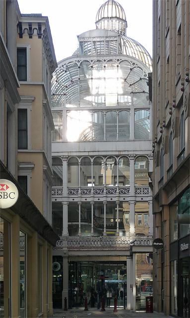 Barton Arcade, St Ann's Square, Manchester (1)