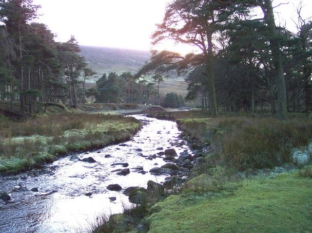 Marshaw Wyre near Marshaw