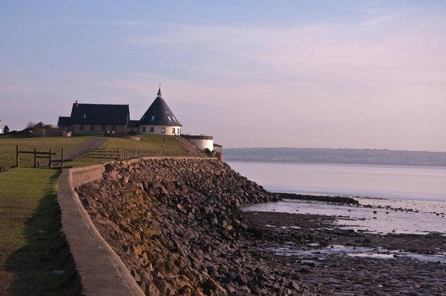 Coastal point - Goldcliff
