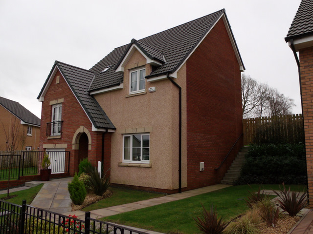 Showhouse at Inverkip