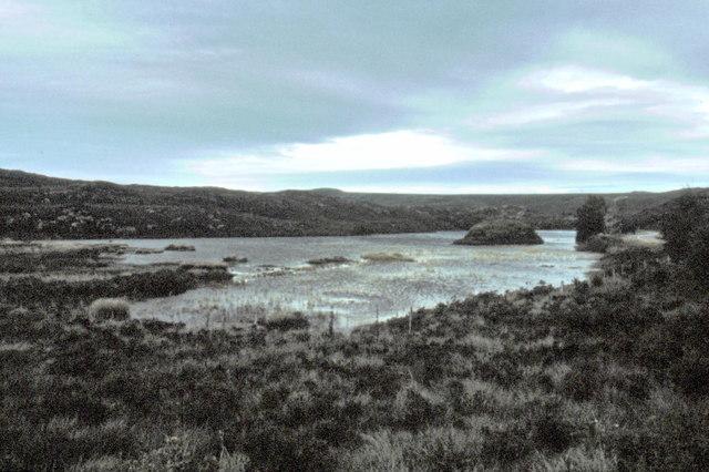 Lochan na Ba Caoile - 1981